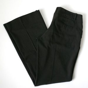 The Limited Drew Fit dark brown dress pants 33""